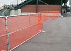 Fencing, Crowd Control and Wind Screens